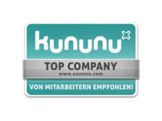 PVS/ Schleswig-Holstein • Hamburg ist Top Company bei kununu