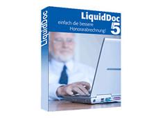 LiquidDoc - die Abrechnungssoftware der PVS