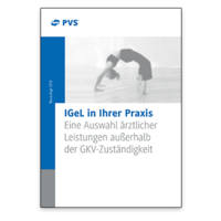 "Broschüre ""IGeL in Ihrer Praxis"""