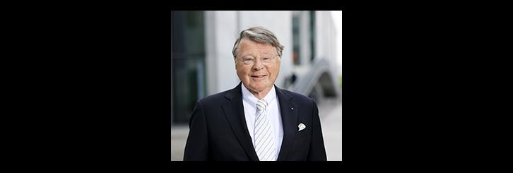 Dr. Jochen-Michael Schäfer, Ehrenvorsitzender des PVS Verbandes