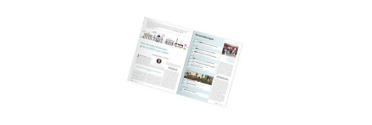 zifferdrei - das neue Verbandsmagazin der PVS
