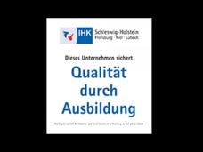 Logo Qualität durch Ausbildung
