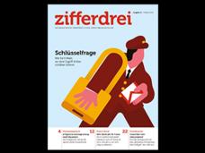 zifferdrei | Ausgabe 1/2018