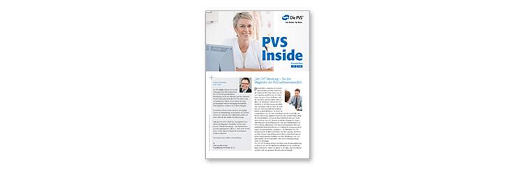 PVS Inside 1/2019 Cover