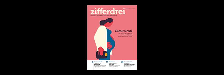 zifferdrei | Ausgabe 2/2018