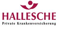 Logo der HALLESCHE Krankenversicherung