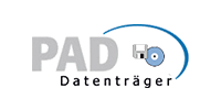 Logo PAD-Datenträger