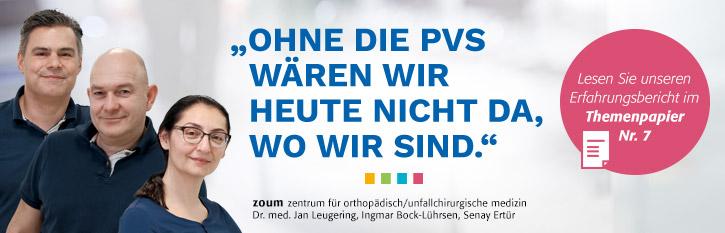 """Themenpapier Nr. 7 """"Vor-Ort-Beratung"""", zoum - zentrum für orthopädisch / unfallchirurgische medizin (Bremen)"""
