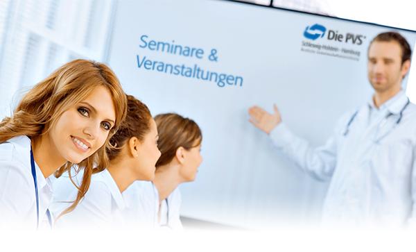Seminare & Veranstaltungen der PVS/